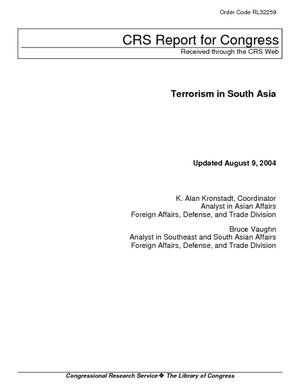 Terrorism in South Asia