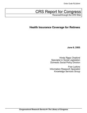 Health Insurance Coverage for Retirees