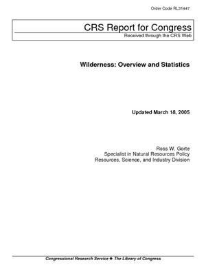 Wilderness: Overview and Statistics