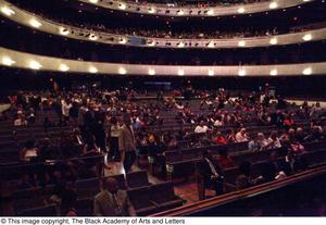 Primary view of object titled '[Hip Hop Broadway: The Musical Photograph 65]'.