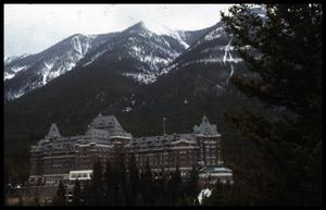 Primary view of object titled '[Fairmont Banff Springs Hotel]'.