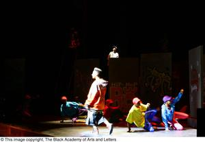 Primary view of object titled '[Hip Hop Broadway: The Musical Photograph 251]'.