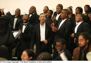 Primary view of [Unidentified Choir Performing]