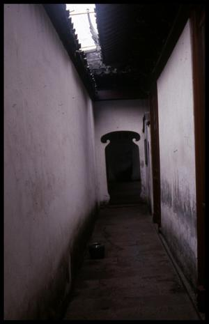 Primary view of object titled '[Doorway]'.