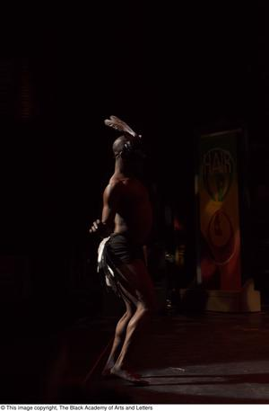 Primary view of object titled '[Hip Hop Broadway: The Musical Photograph 1349]'.