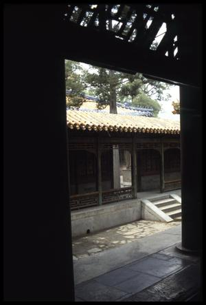Primary view of object titled '[Forbidden City]'.