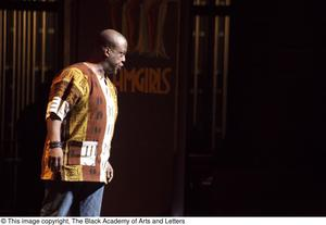 Primary view of object titled '[Hip Hop Broadway: The Musical Photograph 869]'.