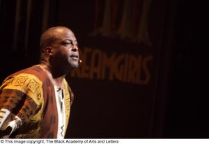 Primary view of object titled '[Hip Hop Broadway: The Musical Photograph 861]'.