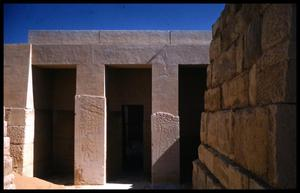 Primary view of object titled '[Mastaba of Ti]'.