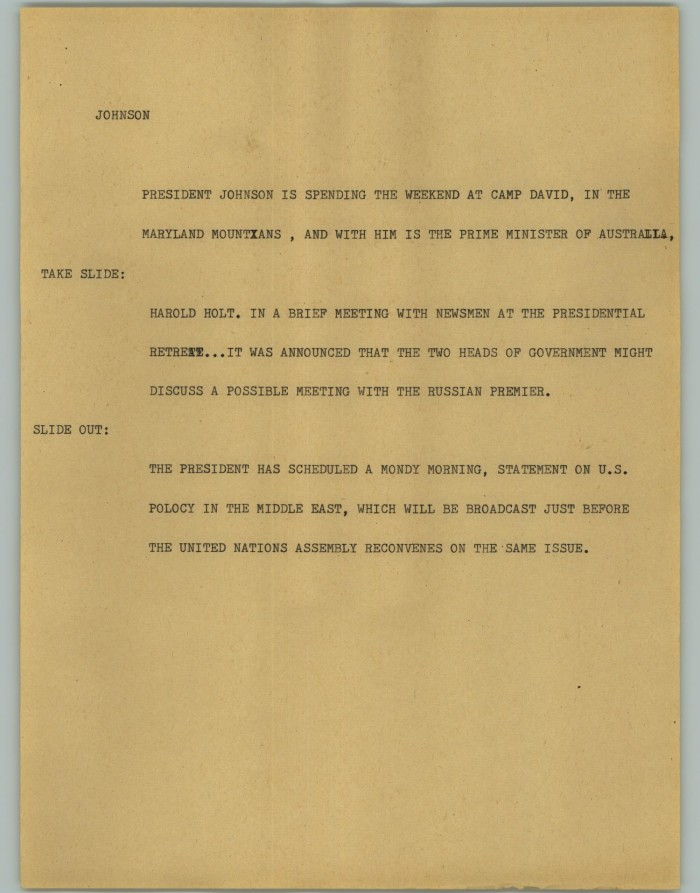 News Script: Johnson] - Digital Library