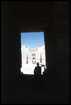 Primary view of object titled '[Medinet Habu]'.