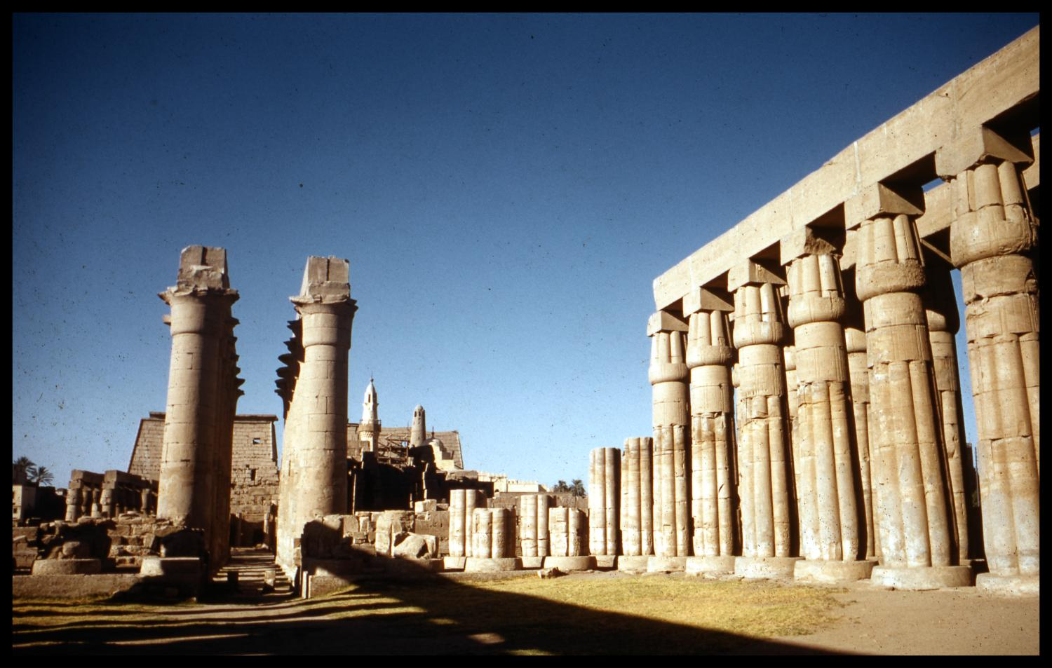 [Amenhotep's Colonnade]                                                                                                      [Sequence #]: 1 of 1