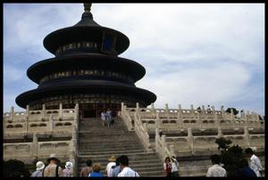 Primary view of object titled '[Temple of Heaven]'.