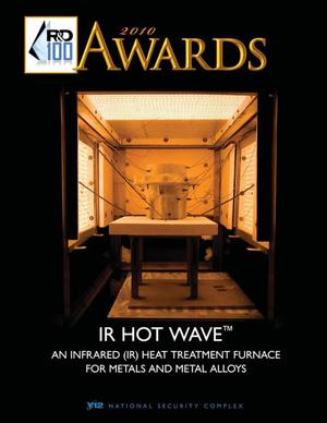Primary view of object titled 'IR Hot Wave'.