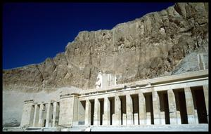Primary view of object titled '[Temple of Hatshepsut]'.