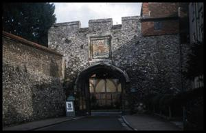 Primary view of object titled '[Winchester Gate]'.