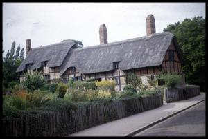 Primary view of object titled '[Anne Hathaway's Cottage]'.