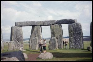 Primary view of object titled '[Stonehenge]'.