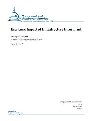 Primary view of object titled 'Economic Impact of Infrastructure Investment'.