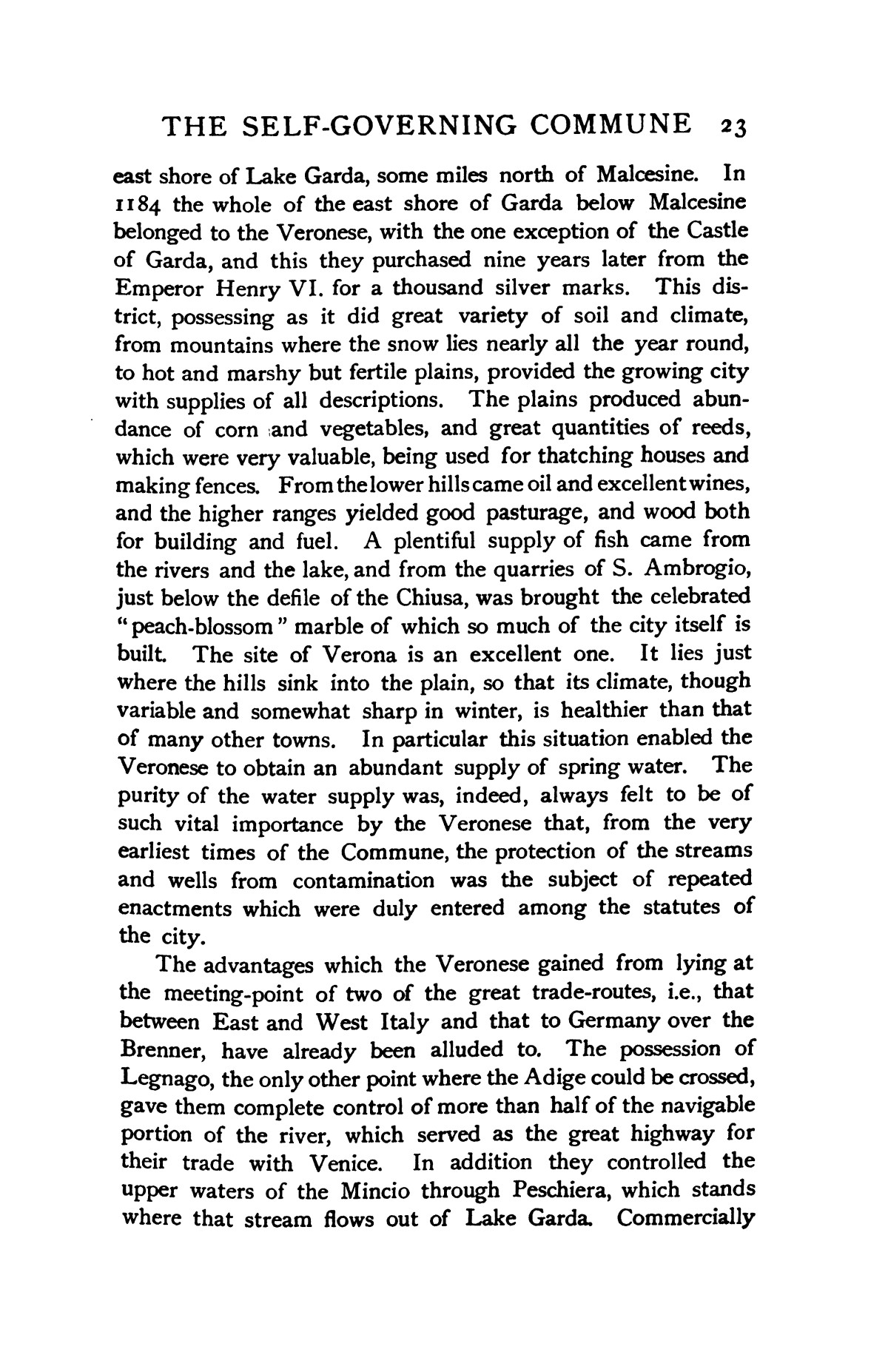 A history of Verona, by A. M. Allen.  Edited by Edward Armstrong, with twenty illustrations and three maps.                                                                                                      [Sequence #]: 40 of 493