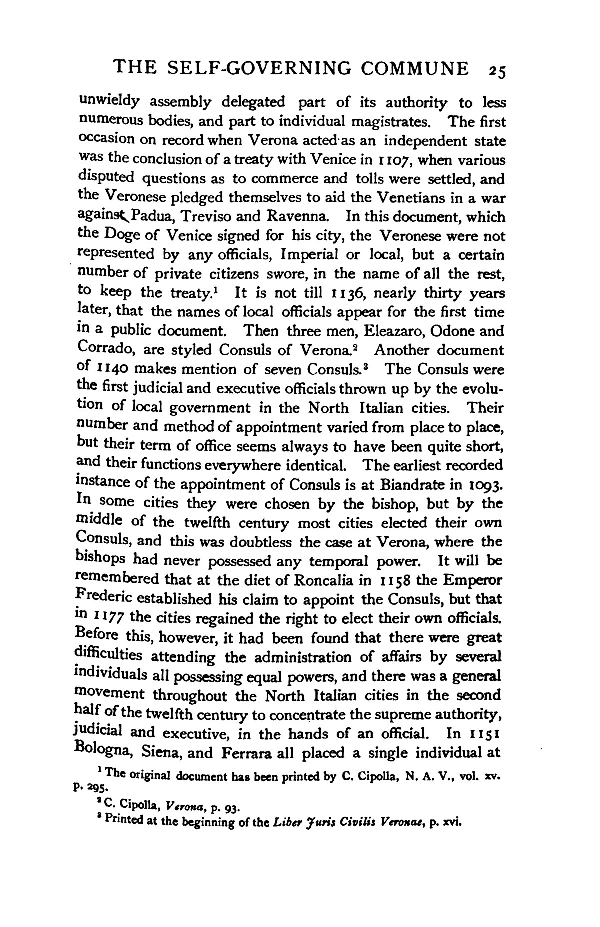 A history of Verona, by A. M. Allen.  Edited by Edward Armstrong, with twenty illustrations and three maps.                                                                                                      [Sequence #]: 42 of 493
