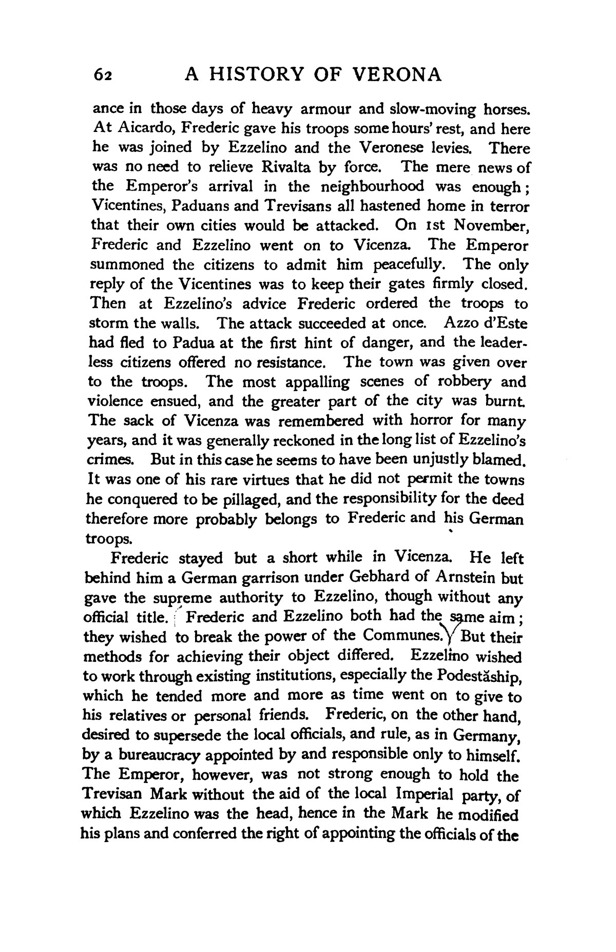 A history of Verona, by A. M. Allen.  Edited by Edward Armstrong, with twenty illustrations and three maps.                                                                                                      [Sequence #]: 80 of 493