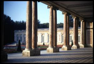 Primary view of object titled '[Grand Trianon Peristyle]'.