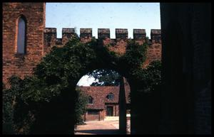Primary view of object titled '[Hatfield Archway]'.
