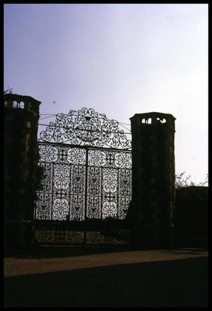 Primary view of object titled '[Hatfield Gate]'.