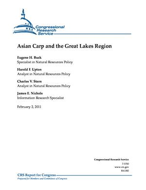 Asian Carp and the Great Lakes Region