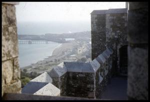Primary view of object titled '[View from Dover Castle]'.