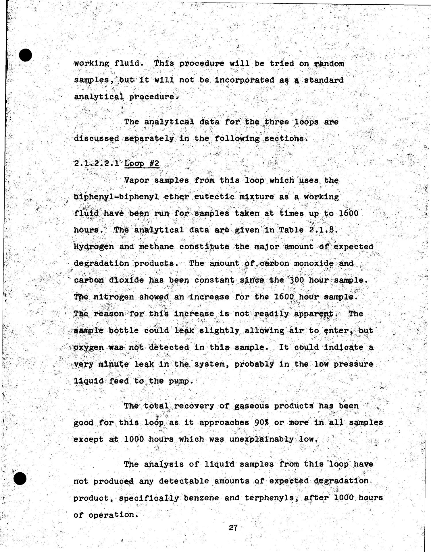 ORGANIC RANKINE CYCLE TECHNOLOGY PROGRAM. Quarterly Progress Report No. 6, July 1, 1967--October 1, 1967.                                                                                                      [Sequence #]: 36 of 62