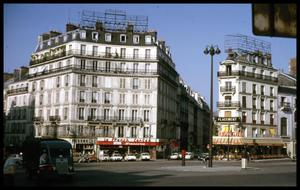Primary view of object titled '[Place de Clichy]'.