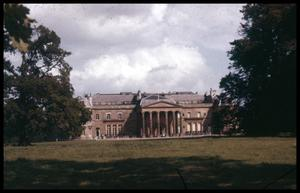 Primary view of object titled '[Luton Hoo Facade]'.