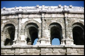 Primary view of object titled '[Arena of Nîmes]'.