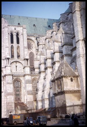 [Chartres Cathedral]