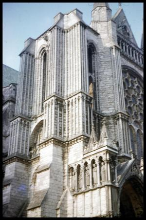 Primary view of object titled '[Chartres Cathedral]'.