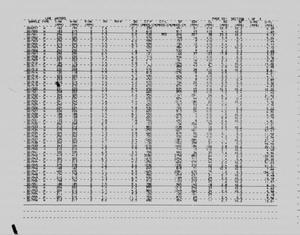 Hydrogeochemical and Stream Sediment Reconnaissance Basic Data for Grand Island NTMS Quadrangle, Nebraska; Kansas: Appendix C
