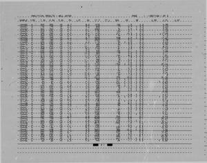 Hydrogeochemical and Stream Sediment Reconnaissance Basic Data for Enid NTMS Quadrangle, Oklahoma: Appendix C