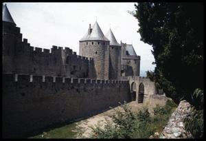 Primary view of object titled '[Fortress of Carcassonne]'.