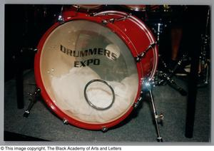 Primary view of object titled '[Drummer's Expo Photograph 8]'.