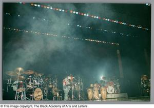 Primary view of object titled '[Drummer's Expo Photograph 11]'.