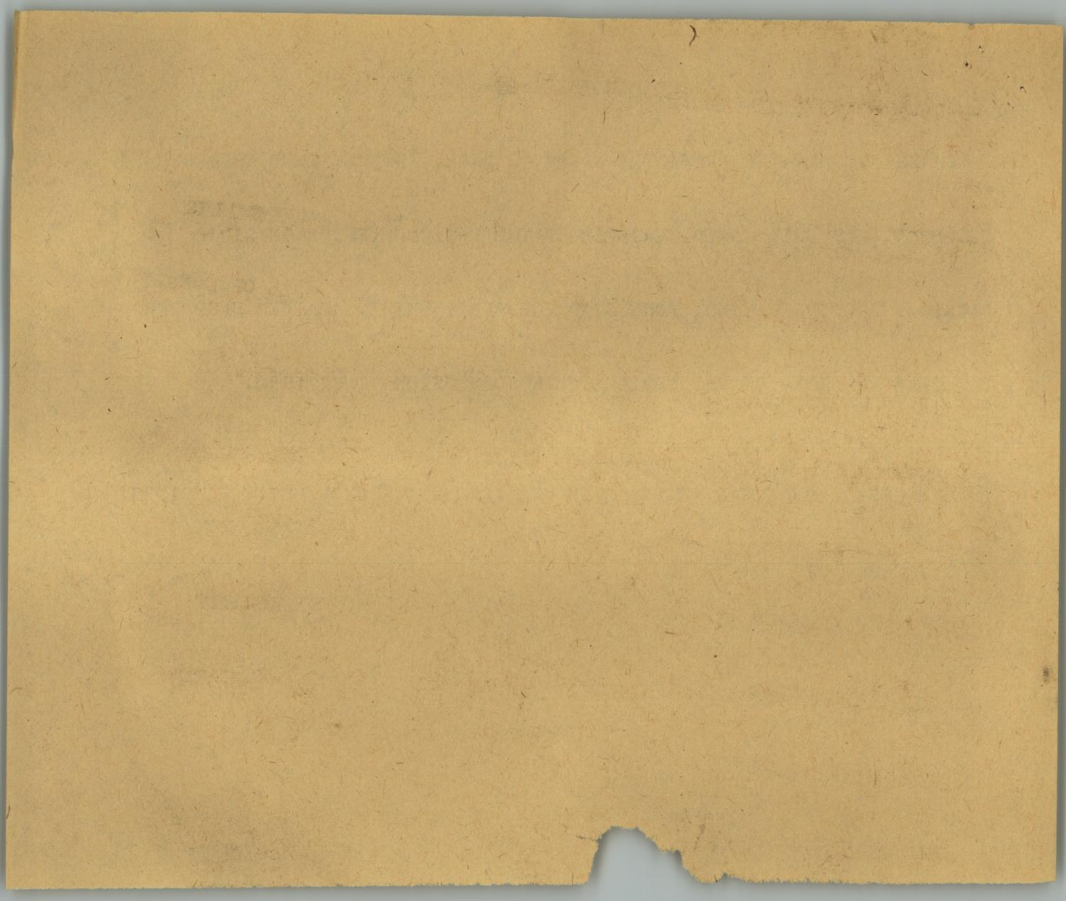 [News Script: Hesburgh]                                                                                                      [Sequence #]: 2 of 2