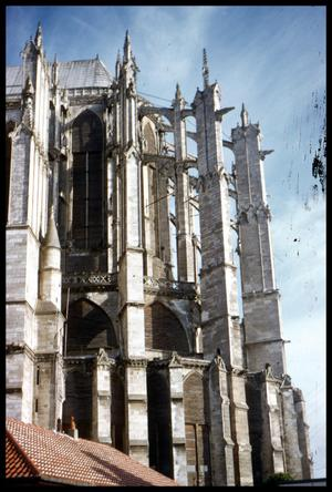 Primary view of object titled '[Beauvais Cathedral]'.