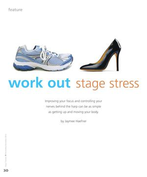 Primary view of object titled 'Work Out Stage Stress'.