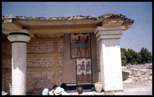 Primary view of object titled '[Knossos]'.