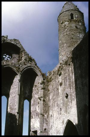 Primary view of object titled '[Church Ruins]'.
