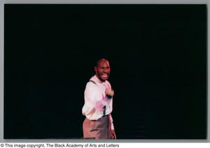 Primary view of object titled '[Black Boy Performance Photograph UNTA_AR0797-144-18-16]'.