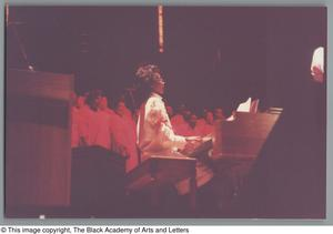 Primary view of object titled '[Black Music and the Civil Rights Movement Concert Photograph UNTA_AR0797-144-30-21]'.