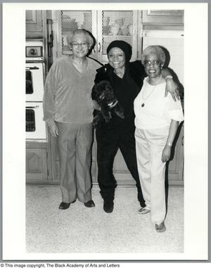 Primary view of object titled '[Black Music and the Civil Rights Movement Concert Photograph UNTA_AR0797-144-34-02]'.